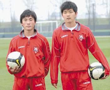An II-Bom i Jong Il-Ju FK ZAGREB 2009
