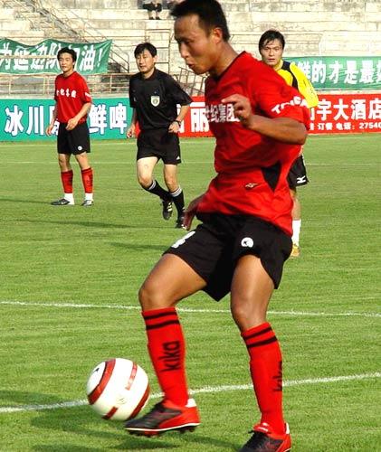 cha du yong  Yanbian